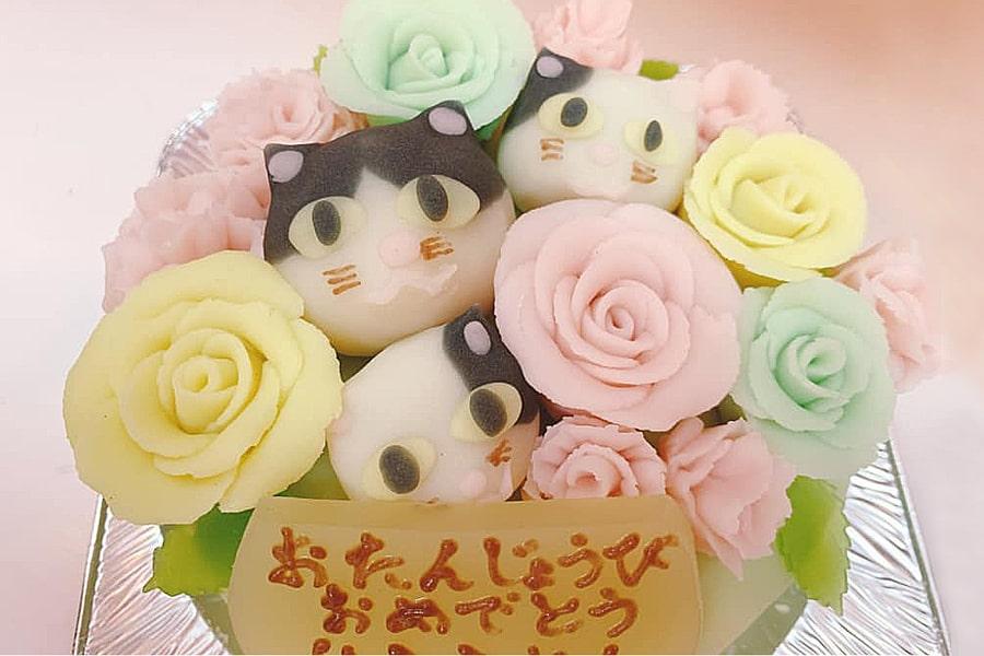 和風ケーキ