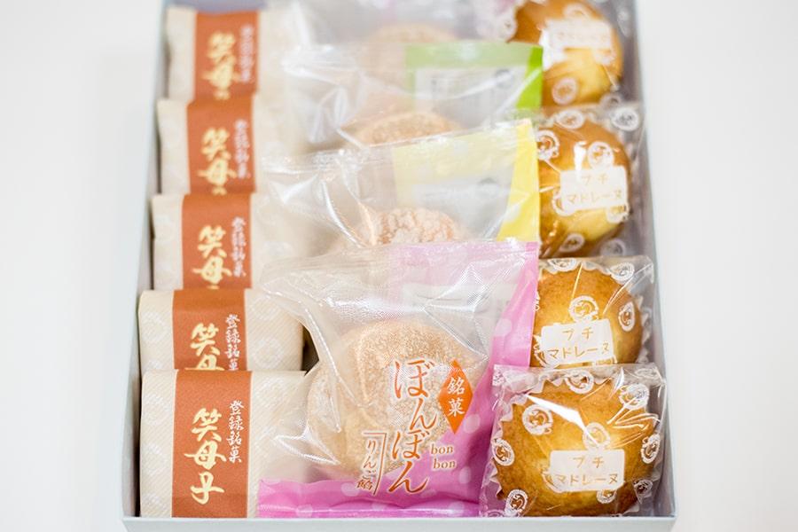 島田銘菓和菓子ギフト