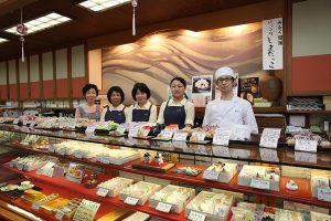 創業110年、島田っ子に愛される御菓子の名店