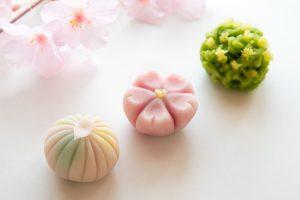 「おうちで春を感じる」ふんわり春いろ和菓子特集