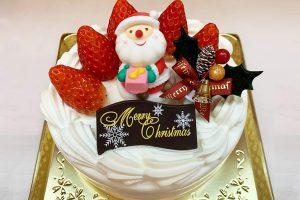 クリスマスケーキのご予約は龍月堂で!