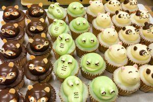 可愛くて食べられない!?龍月堂の動物ケーキ